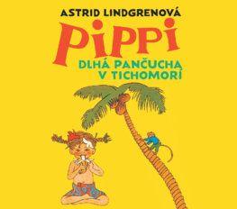Audiokniha: Pippi Dlhá pančucha v Tichomorí