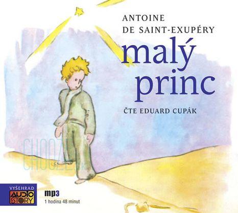 CD - Malý princ mp3 - CZ albatros
