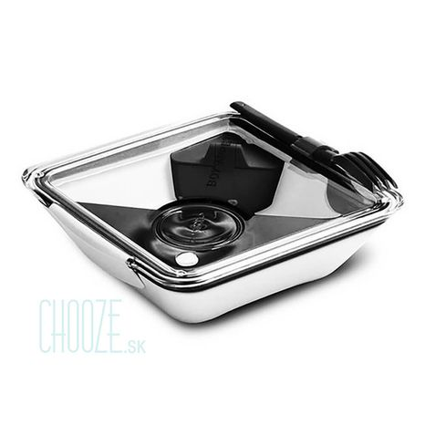 Black-Blum Obedár Box Appetit White - Black
