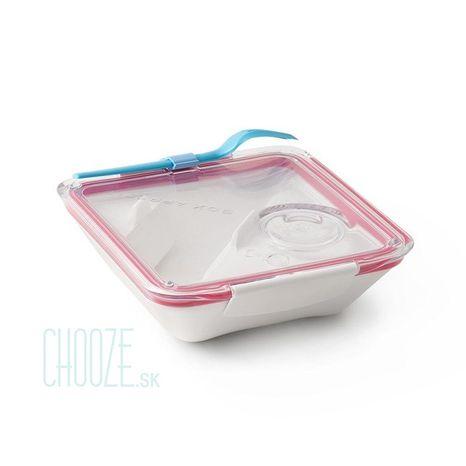 Black-Blum Obedár Box Appetit White - Pink