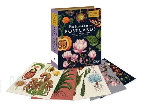 Pohľadnice Botanicum