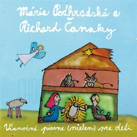 CD: Vianočné piesne nielen pre deti