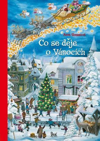Co se děje o Vánocích - Leporelo