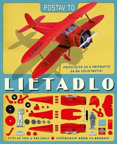 Postav to: Lietadlo