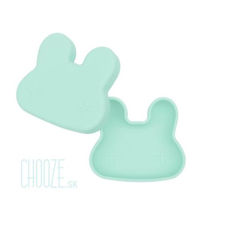 Desiatový box We Might Be Tiny Bunny Mint Green