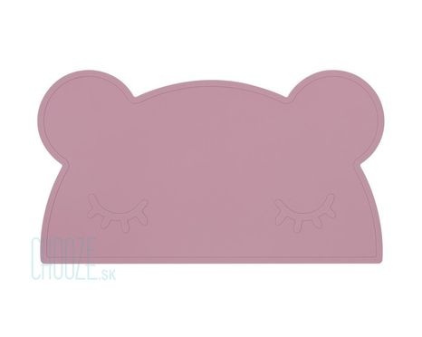 Detské prestieranie We Might Be Tiny Bear Dusty Rose