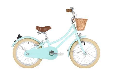 """Detský bicykel Bobbin Gingersnap 16"""" tyrkysový"""