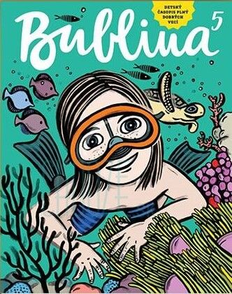 Detský časopis Bublina 5