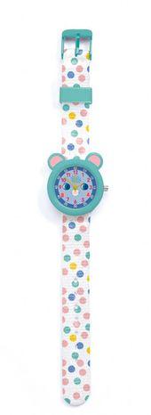 Djeco Detské hodinky: Myška