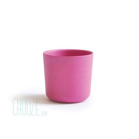Detský bambusový pohárik Ekobo ružový