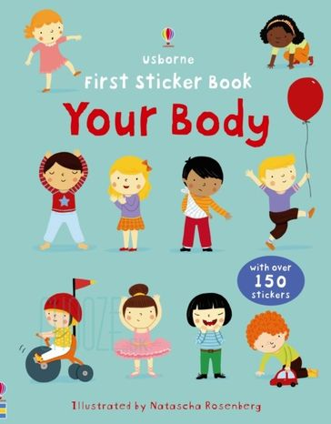 First Sticker Book: Your Body