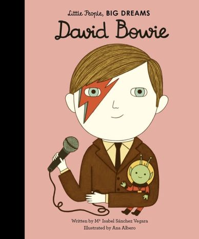 David Bowie: Little People, Big Dreams