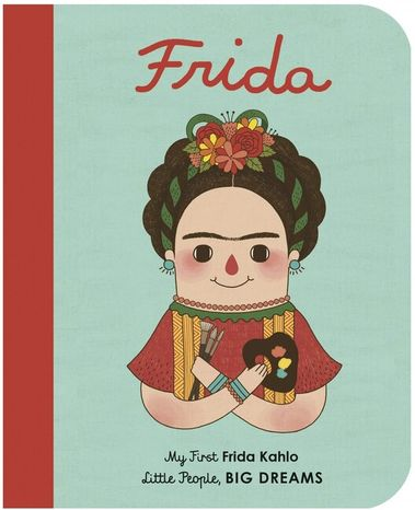 Leporelo My First Frida Kahlo