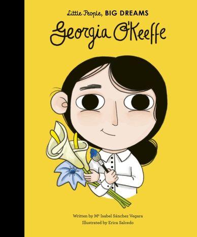 Georgia O'Keeffe: Little People, Big Dreams