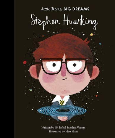Stephen Hawking: Little People, Big Dreams