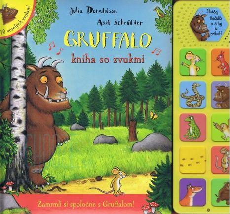 Gruffalo: kniha so zvukmi