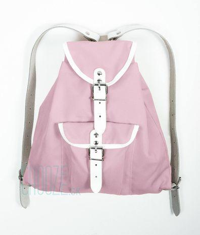 Batoh IWWT ružový
