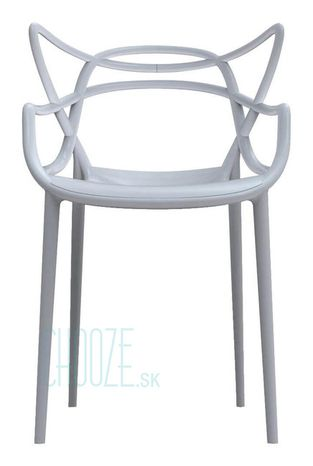 Stolička Masters - 07 grey