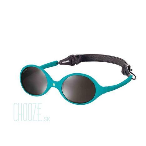KiETLA slnečné okuliare 0-18 mesiacov: pávia modrá