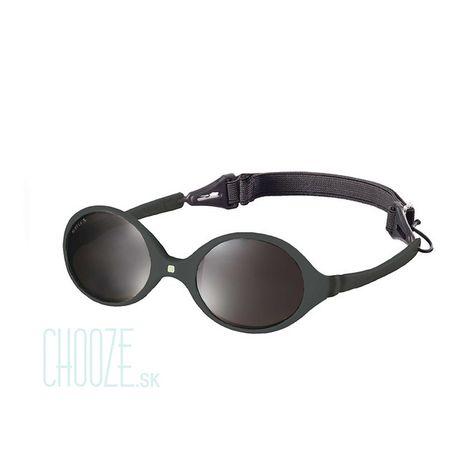 KiETLA slnečné okuliare 0-18 mesiacov: tmavá sivá