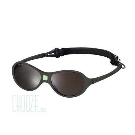 KiETLA slnečné okuliare 12-30 mesiacov: tmavá sivá