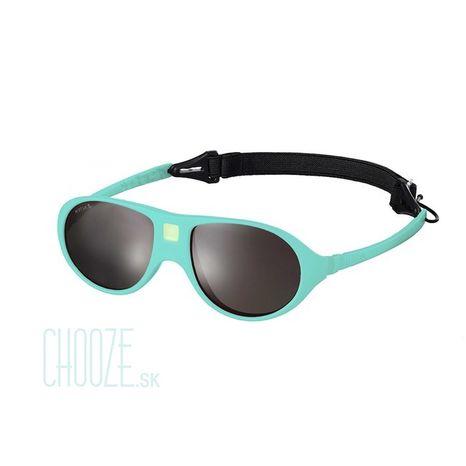 KiETLA slnečné okuliare 2-4 roky: mentolová