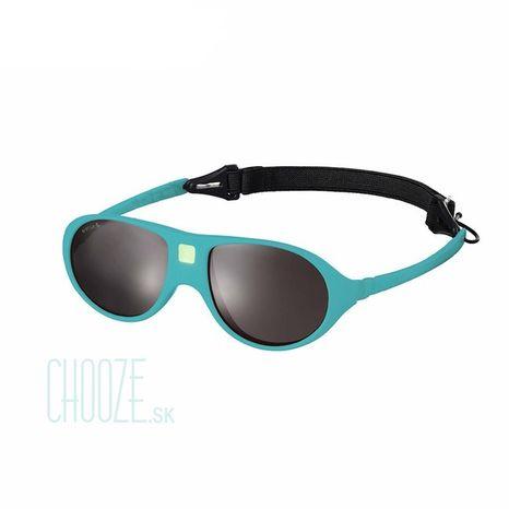 KiETLA slnečné okuliare 2-4 roky: pávia modrá