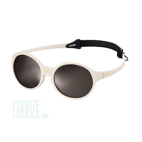 KiETLA slnečné okuliare 4-6 rokov: krémová