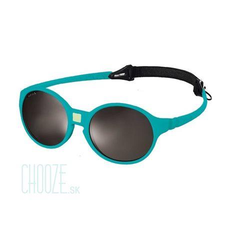 KiETLA slnečné okuliare 4-6 rokov: pávia modrá
