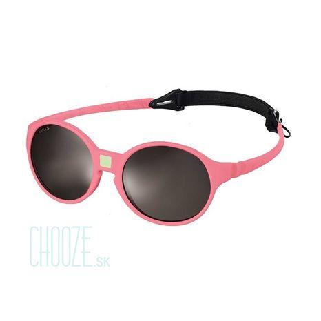 KiETLA slnečné okuliare 4-6 rokov: ružová