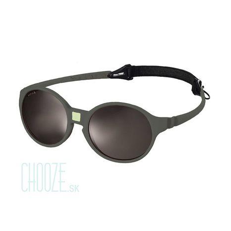 KiETLA slnečné okuliare 4-6 rokov: tmavá sivá