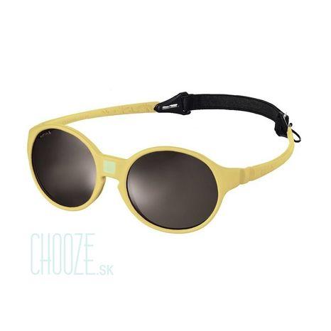 KiETLA slnečné okuliare 4-6 rokov: žltá