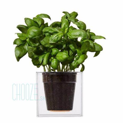 Kvetináč Boskke - Cube L