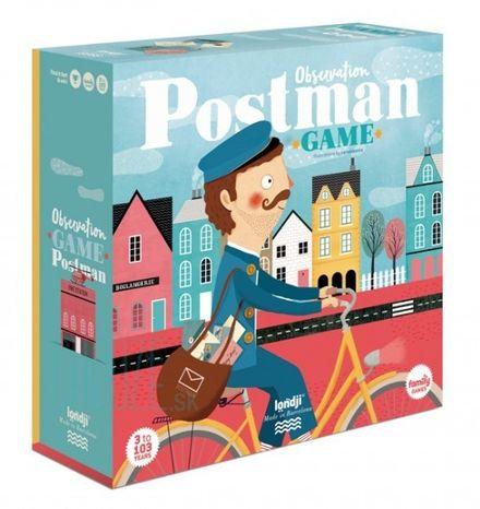 Londji Hra Postman