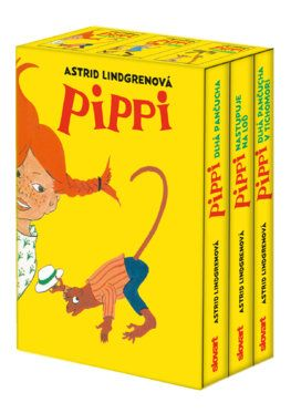 Pippi Dlhá pančucha: 3set