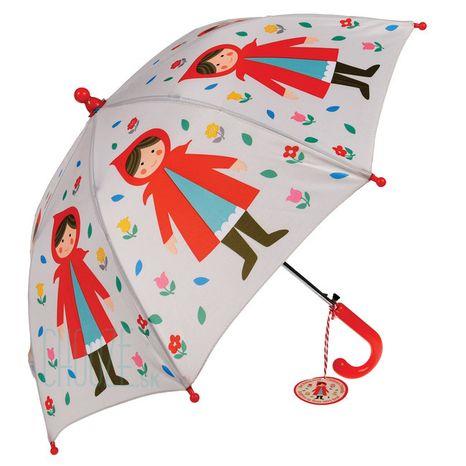 Detský dáždnik Rex London - Červená Čiapočka