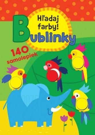 Bublinky: Hľadaj farby!