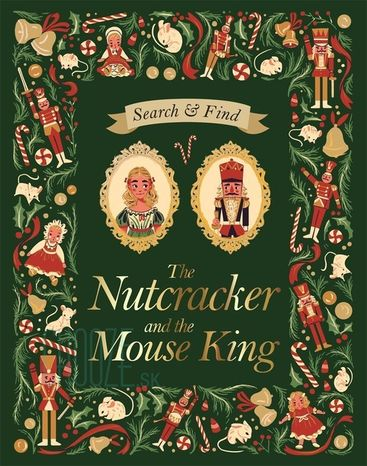 Search and Find The Nutcracker and the Mouse King