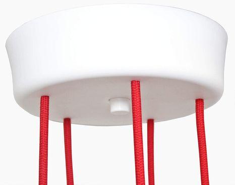 Stropná krytka NUD Ceiling cup - 5 lámp