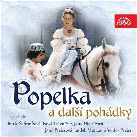 CD: Popelka a další pohádky
