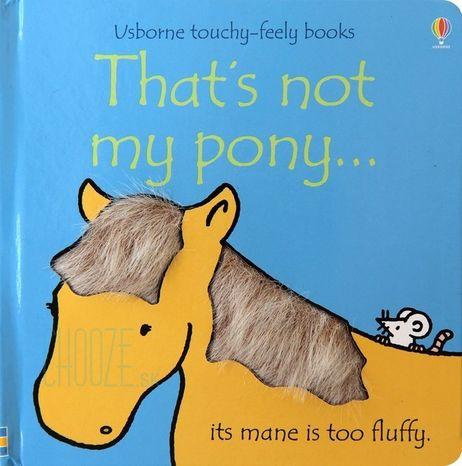 That's not my pony...