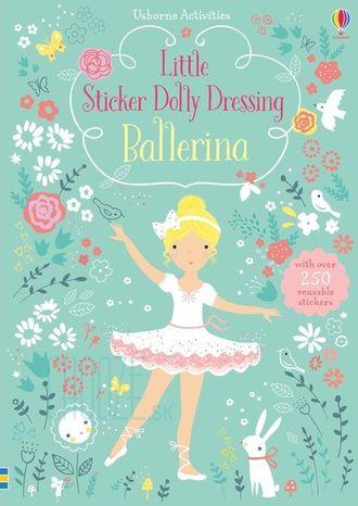 Little Sticker Dolly Dressing: Ballerina