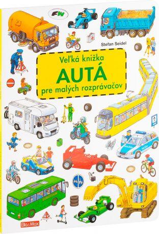 Veľká knižka: Autá pre malých rozprávačov