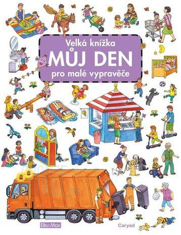 Velká knížka: Můj den pro malé vypravěče