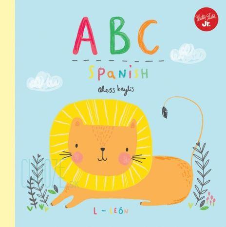 Little Concepts: ABC Spanish