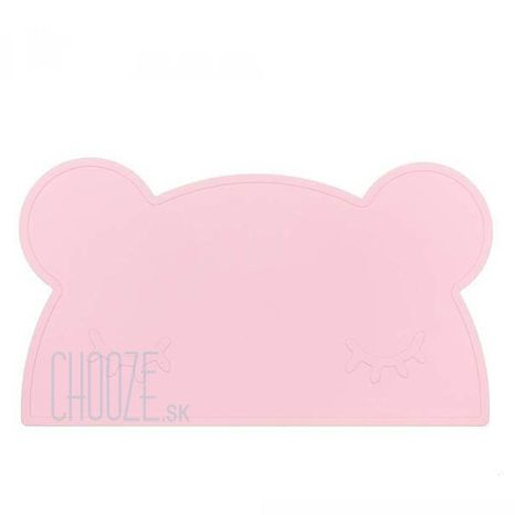 Detské prestieranie We Might Be Tiny Bear Powder Pink