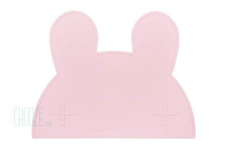 Detské prestieranie Bunny - Powder pink