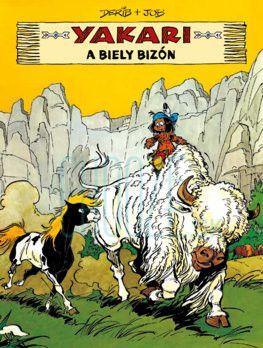 Yakari: Yakari a Biely bizón 2