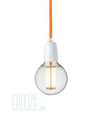 Závesná lampa NUD White - TT11 Golden poppy