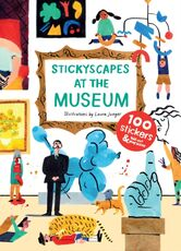 Stickyscapes: At the Museum